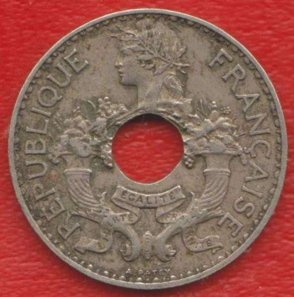 Индокитай Французский 5 центов 1939 г.