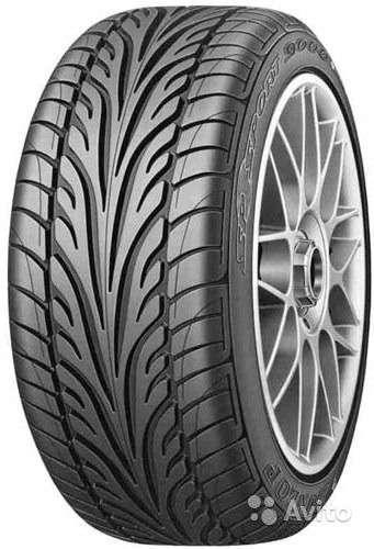 Новые Dunlop 285/50ZR18 Sport 9000 109W