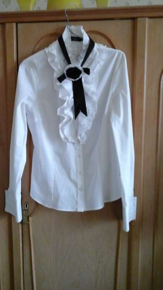 Новая нарядная блузка х. б. размер 48