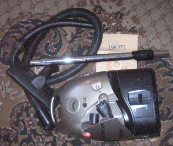 """Пылесос """"LG"""" 1500 W LG V-C3954 ST"""