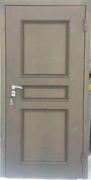 Двери подъездные; домофона и тамбурные в Новосибирске фото 15