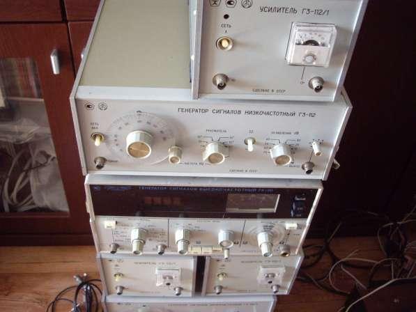 Генераторы для радиолюбителей