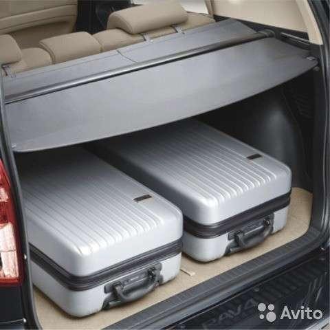 Toyota RAV 4 2010-12 Шторка багажника 6491042020B0