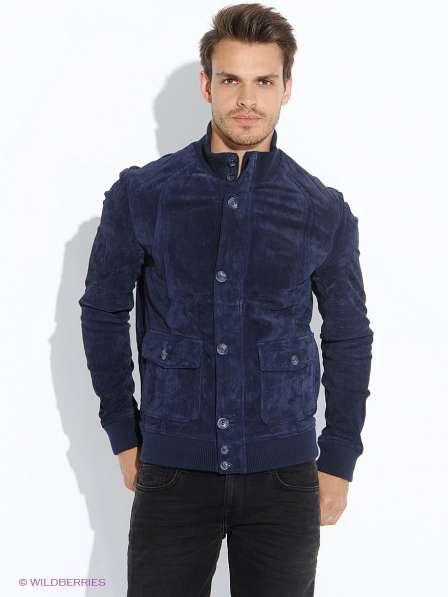 Новая куртка из натуральной замши