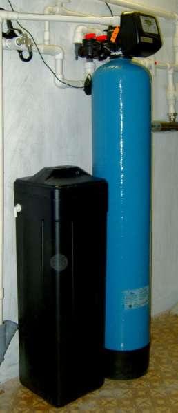 Умягчитель воды 1300 л/час