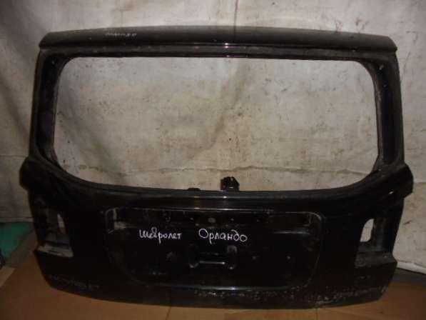 Крышка багажника Шевроле Орландо