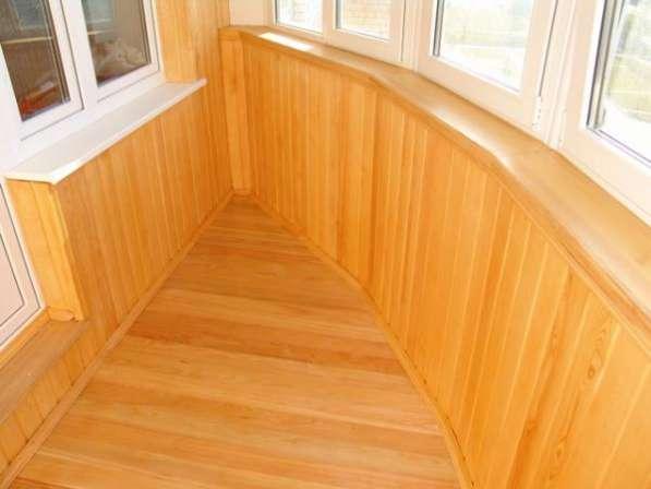 Утеплим ш балкон или лоджию