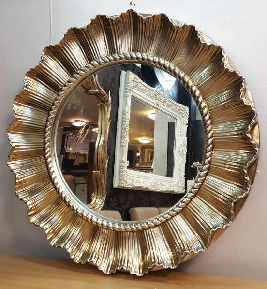 Рама зеркало 83 см
