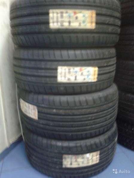 Новый комплект 235 55 19 данлоп спортмакс GT