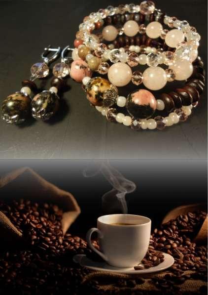 Украшения ручной работы с натуральными камнями в Ижевске фото 13