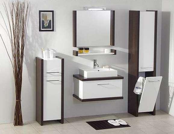 Мебель для ванной комнаты в фото 3