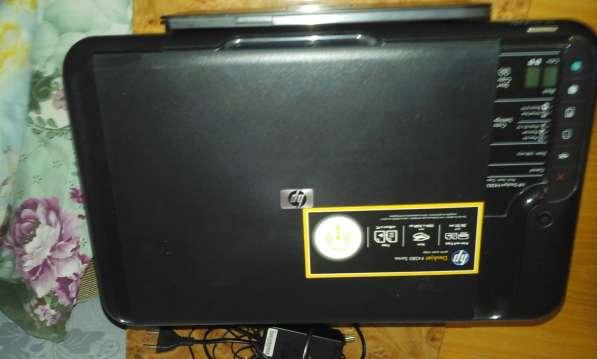 Принтер, сканер, копер, 3 в 1, HP