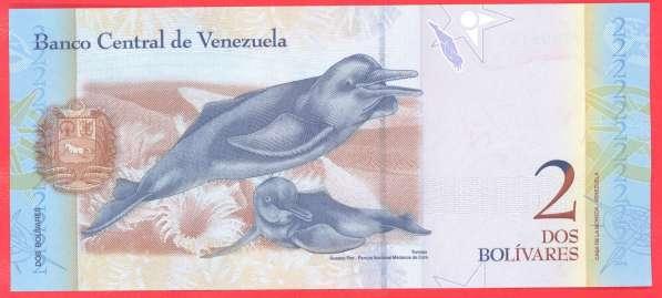 Венесуэла 2 боливара 2012 г. декабрь