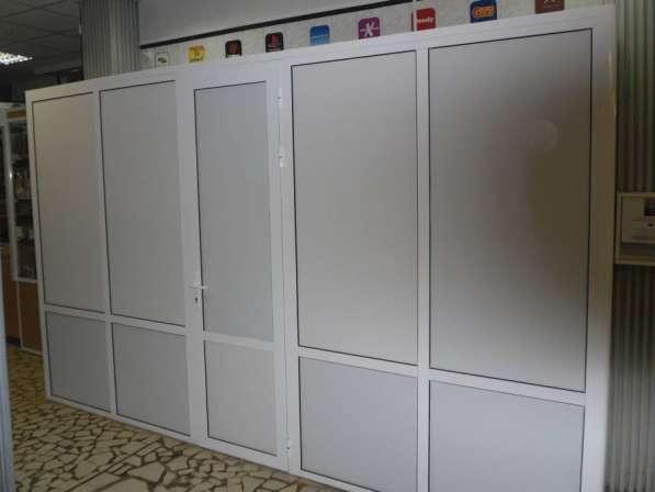 Стеклянные перегородки офисные, мобильная перегородка в Екатеринбурге фото 6