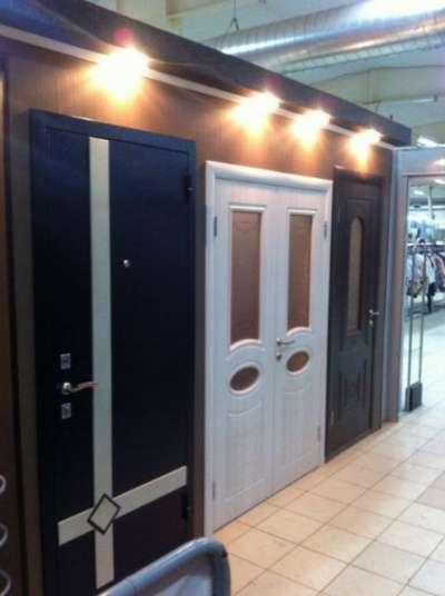 Продажа стальных, металлических дверей