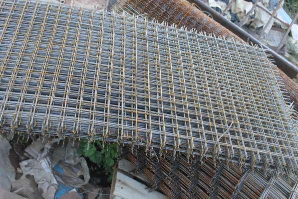 Кладочная арматурная сварная сетка в Ульяновске
