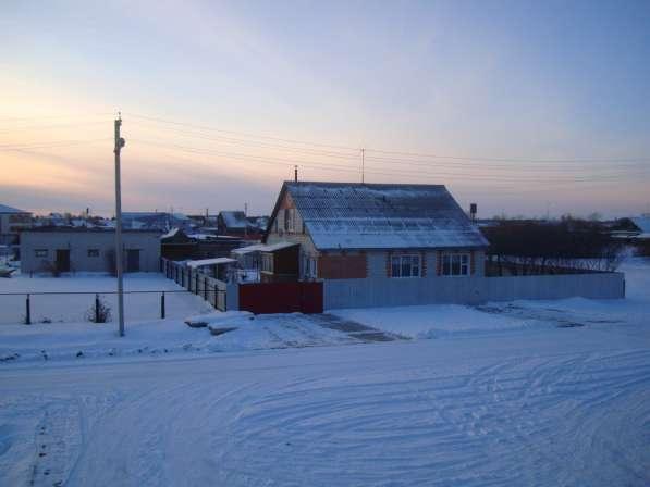 Продается дом на юге Тюменской области в п. Новокировский