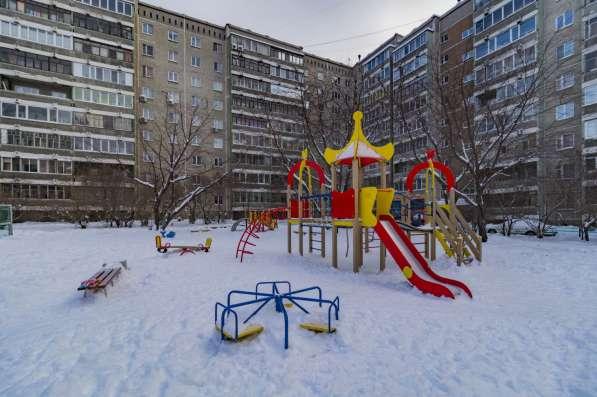 Светлая уютная квартира. Удачная планировка в Екатеринбурге фото 3