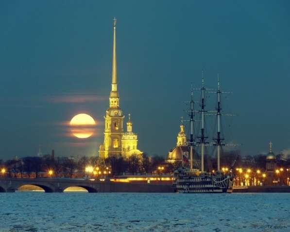 Экскурсовод по Санкт-Петербургу и пригородам в Санкт-Петербурге фото 4