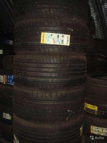 Новые немецкие Dunlop 245/45ZR19 Maxx GT