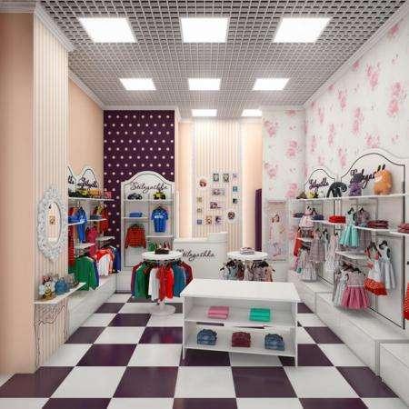 франшизу детской дизайнерской одежды