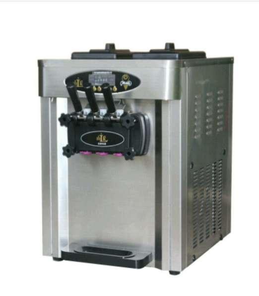 Фризер для мягкого мороженого. Miken MK25 CT