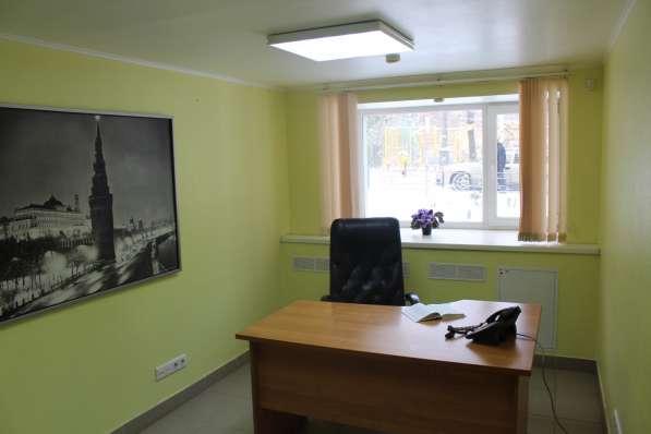 Офисы от 10 м2 в центре Екатеринбурга
