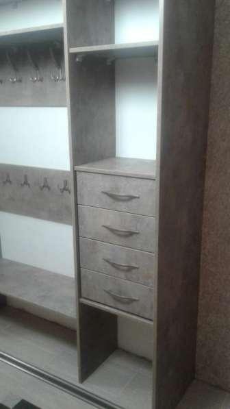 Шкафы-купе для прихожих, вТольятти в Тольятти фото 10