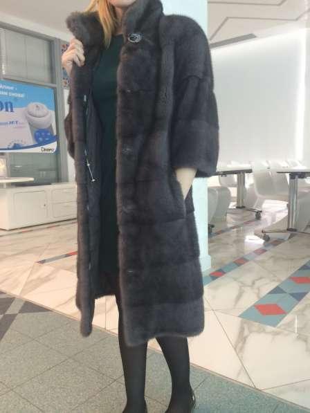 Шуба норковая в Казани фото 3