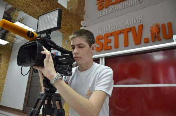 TV-КУРСЫ по видеосъёмке, видеоблогу, видеомонтажу в Хабаровске фото 7