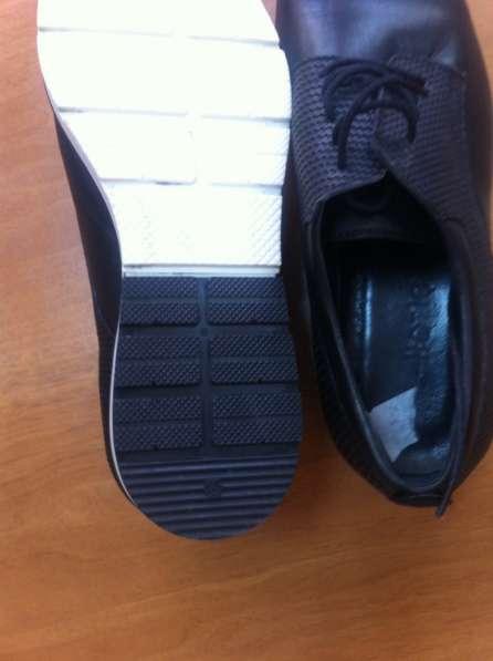 Новая турецкая обувь, спортивный вариант