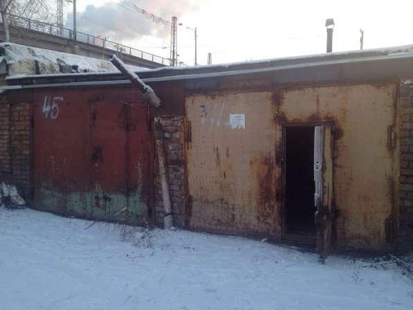 Продам гараж 30кв.м. 2-я Геологическая, 23 (Калинина-Попова)