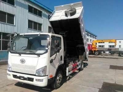 грузовой автомобиль FAW