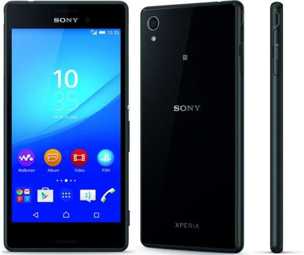 Продам новый смартфон sony Xperia m4 aqua