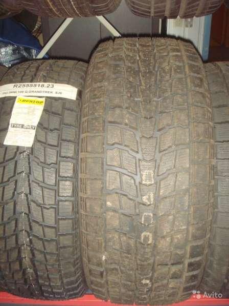 Новые Dunlop 215/65 R16 Grandtrek SJ6 98qзима