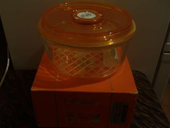 Стеклянный контейнер VacSy