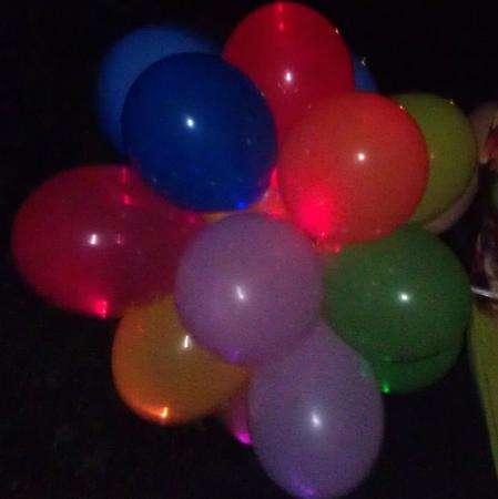 Светящиеся шары. Круглосуточная доставка