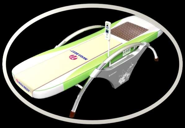 Кровать-массажер Nuga Best NM - 5000 в комплекте