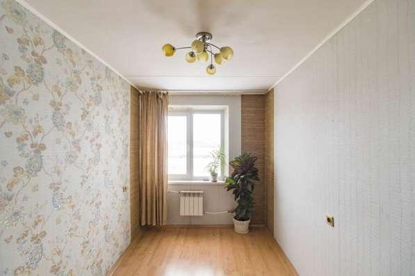 Светлая уютная квартира. Удачная планировка в Екатеринбурге фото 9