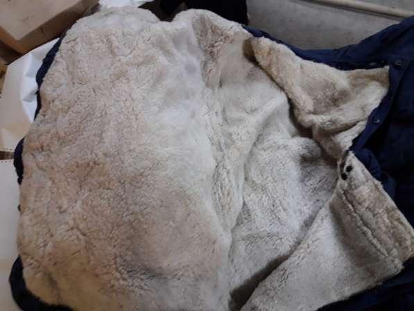 Овчина: 3 спальника, 2 полушубка, 1 меховые штаны в Томске фото 6