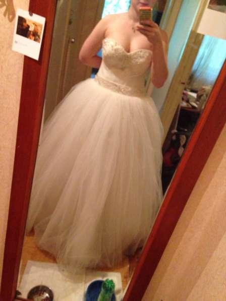 Продам свадебное платье!10000 рублей