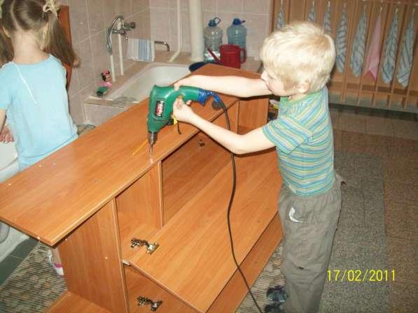 Любые работы по дому чиним-сверлим-прибиваем