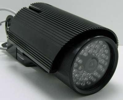 Цв. видеокамеру Sony 540 ТВЛ ночь 15м