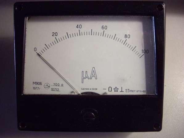 Микроамперметра М906 Новый в упаковке в Челябинске фото 5