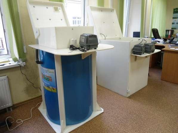 Септики от производителя. Автономная канализация Евробион в Сургуте фото 3