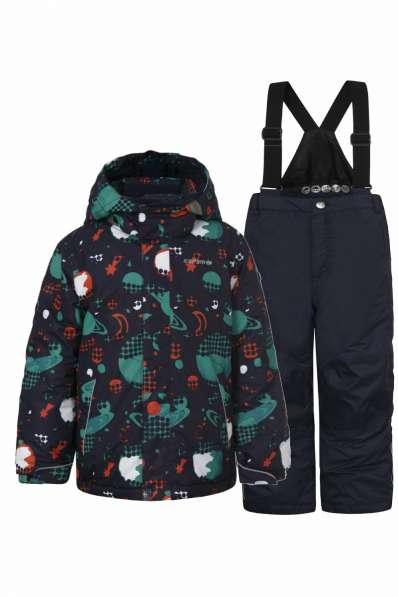 Комплект для мальчика куртка и брюки зеленый Icepeak