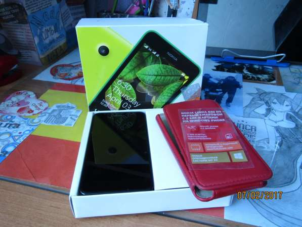 Nokia lumia 630 dual sim в Кемерове