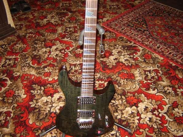 Гитара yamaha RGX 620 DZ