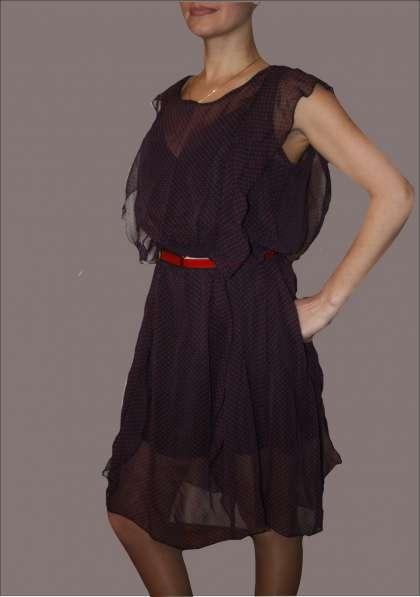 Платье -шелк 100 % размер 44- 46 новое цена 1500 руб