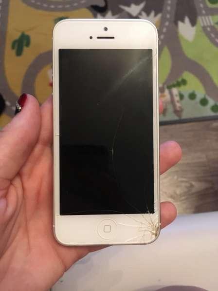 Продам iPhone 5 на 16 Гбайт